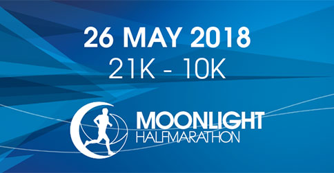 MOONLIGHT HALF MARATHON 2018 – JESOLO
