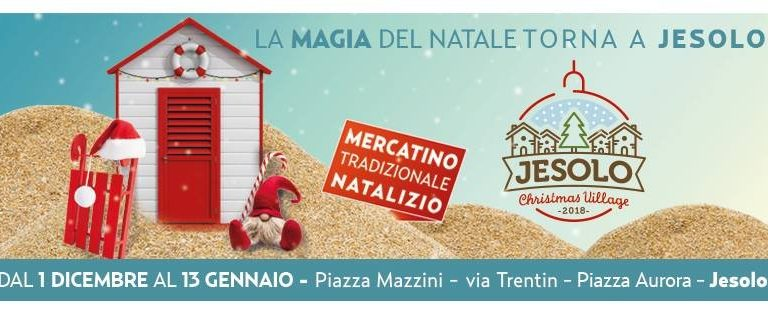 JESOLO CHRISTMAS VILLAGE 2018