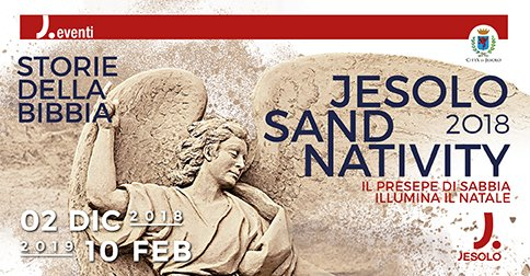 JESOLO SAND NATIVITY 2018